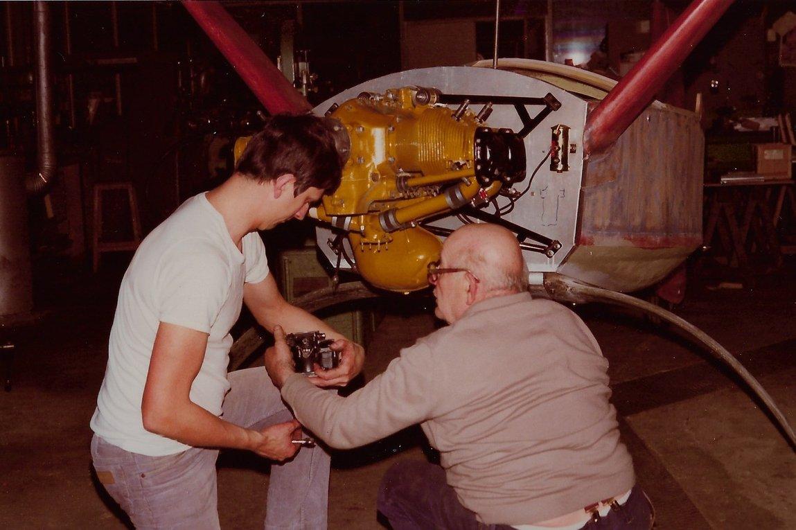 Montage moteur